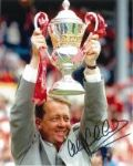Alan Curbishley, Football, Genuine Signed Autograph (03)